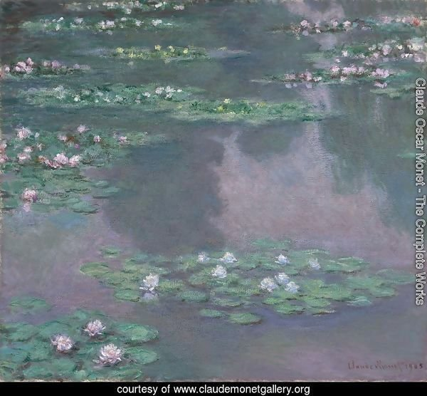 Water Lillies I