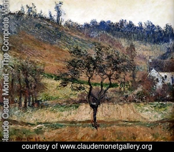 Claude Oscar Monet - The Valley Of Falaise