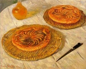 "Claude Oscar Monet - The ""Galettes"""