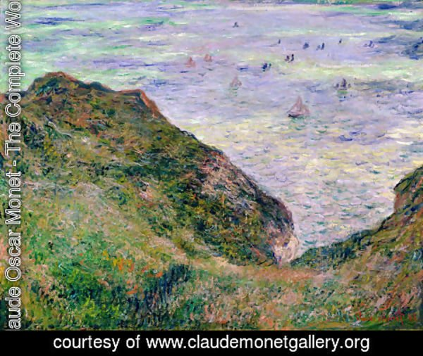 Claude Oscar Monet - View Over The Seas