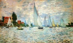 Regatta at Argenteuil I
