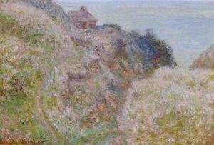 Claude Oscar Monet - The Gorge du Petit Ailly, Verengeville, Grey Weather