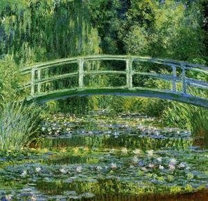 Claude Oscar Monet - Water-Lily Pond II