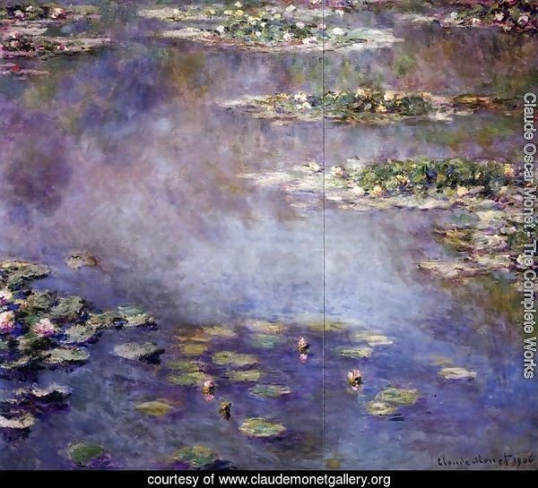 Water-Lilies 2