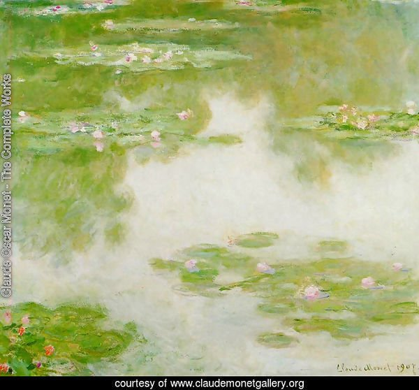 Water-Lilies 3