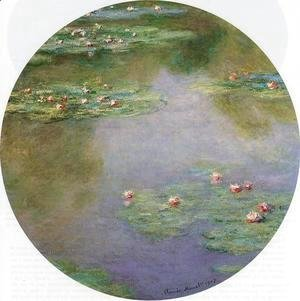 Claude Oscar Monet - Water-Lilies 6