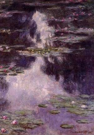 Claude Oscar Monet - Water-Lilies 10