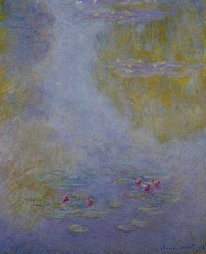 Claude Oscar Monet - Water-Lilies 21