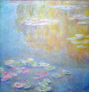 Claude Oscar Monet - Water-Lilies 22