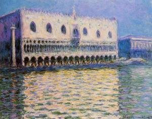 Claude Oscar Monet - The Palazzo Ducale I