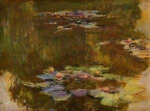 The Water-Lily Pond (right side)