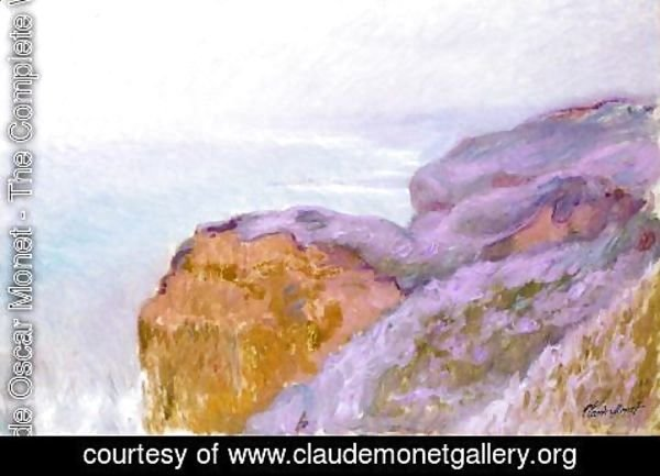 Claude Oscar Monet - At Val Saint-Nicolas, near Dieppe