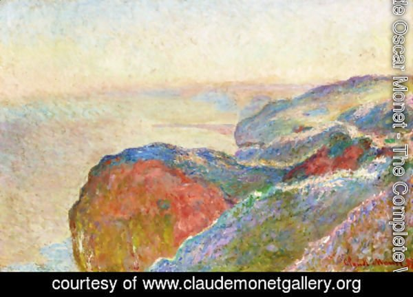 Claude Oscar Monet - At Val Saint-Nicolas near Dieppe, Morning