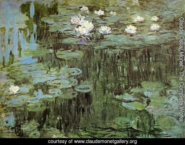 Water Lilies I 2