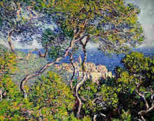 Claude Oscar Monet - Bordighera 1