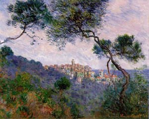 Claude Oscar Monet - Bordighera 2