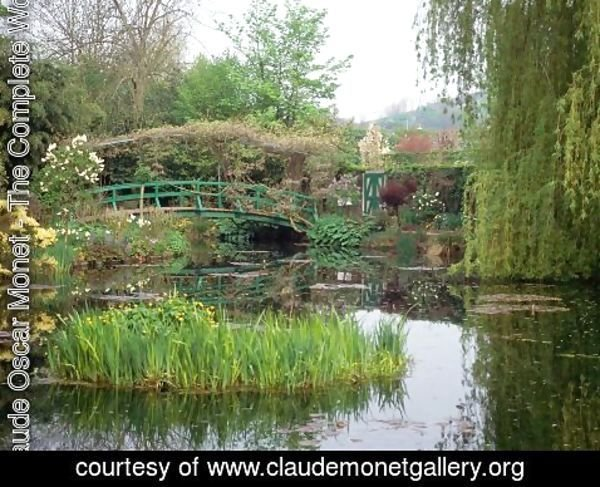 Claude Oscar Monet - Home and Garden of Claude Monet, Giverny, France