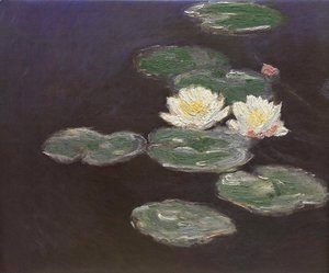 Claude Oscar Monet - Nympheas (Waterlilies)