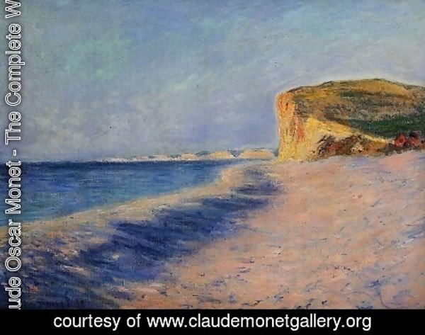 Claude Oscar Monet - Pourville near Dieppe