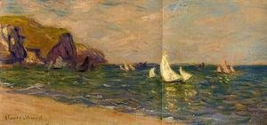 Claude Oscar Monet - Rocky Point at Port-Goulphar 2