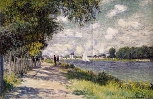 The Seine at Argenteuil 4