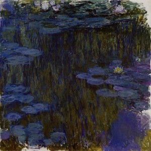 Claude Oscar Monet - Water-Lilies 49