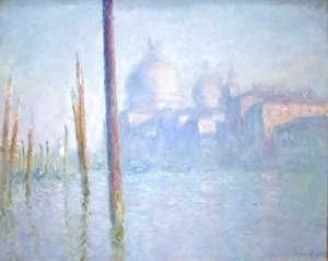 Claude Oscar Monet - Grand Canal Venice