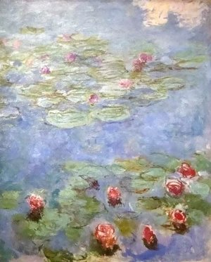 Claude Oscar Monet - Water Lilies 43