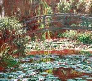 Claude Oscar Monet - Water Lily Pool