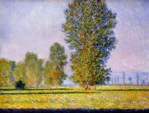 Landscape with Figures Giverny 1888