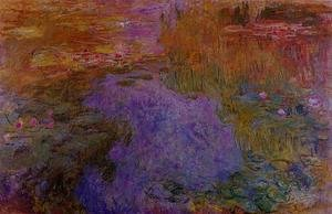 The Water-Lily Pond2 1917-1919