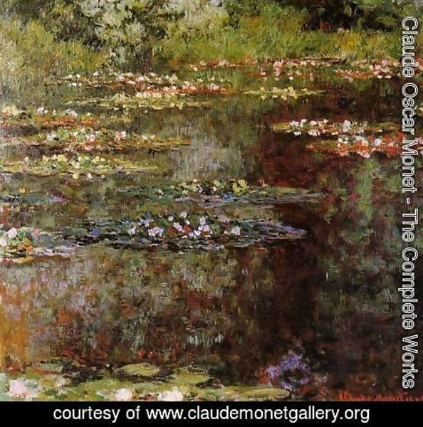 Claude Oscar Monet - Water-Lilies1 1904