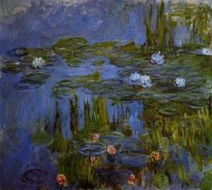 Claude Oscar Monet - Water-Lilies1 1914-1917