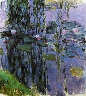 Claude Oscar Monet - Water-Lilies1 1916-1919