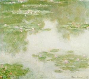 Claude Oscar Monet - Water-Lilies11 1907