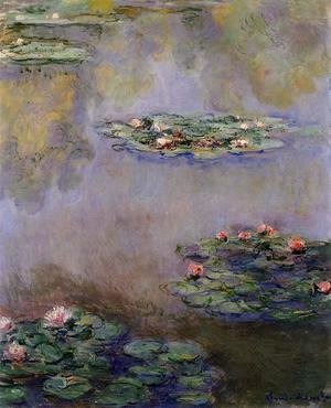 Claude Oscar Monet - Water-Lilies11 1908