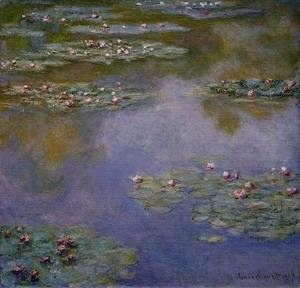 Claude Oscar Monet - Water-Lilies12 1907