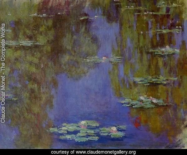 Water-Lilies2 1903