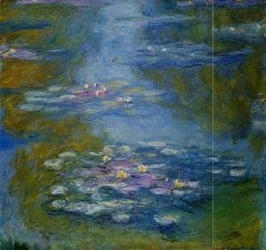 Claude Oscar Monet - Water-Lilies2 1908