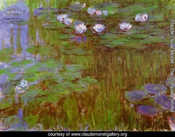 Water-Lilies2 1914-1917