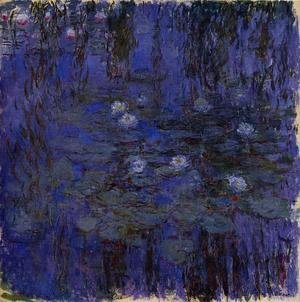 Claude Oscar Monet - Water-Lilies2 1916-1919