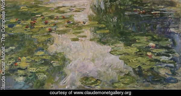 Water-Lilies2 1917-1919