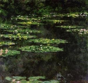 Claude Oscar Monet - Water-Lilies3 1904