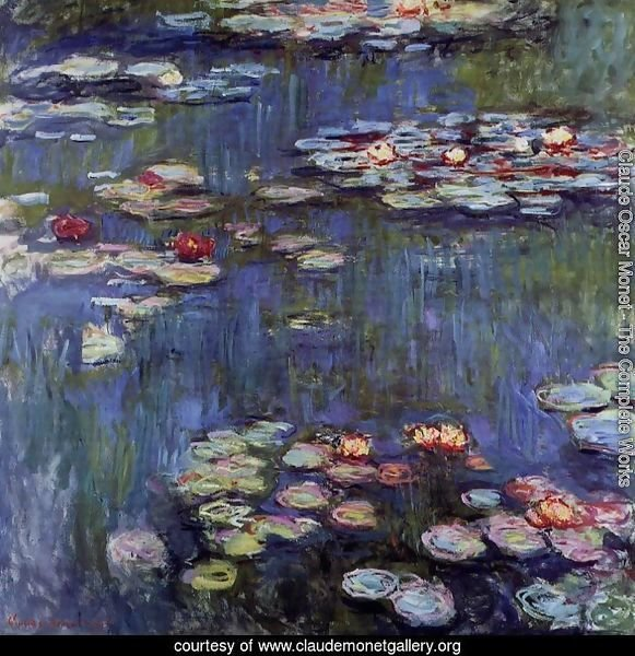 Water-Lilies4 1914-1917