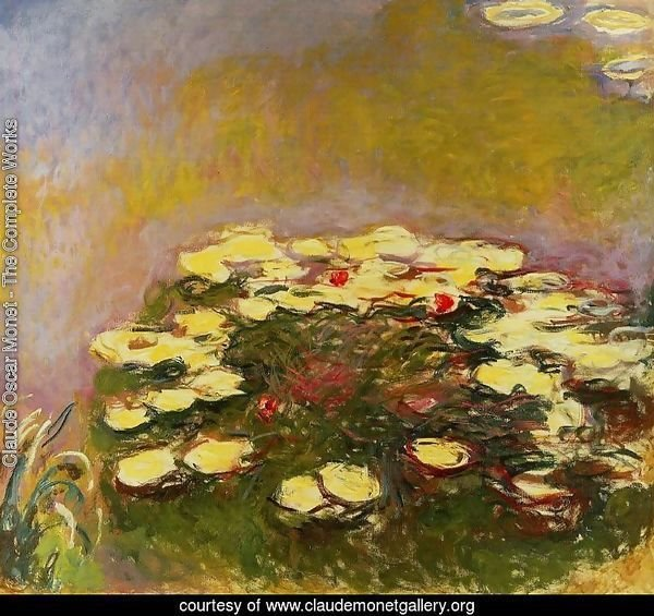 Water-Lilies5 1914-1917