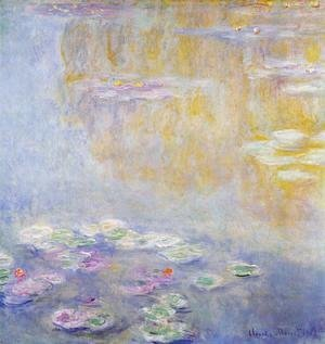 Claude Oscar Monet - Water-Lilies7 1908