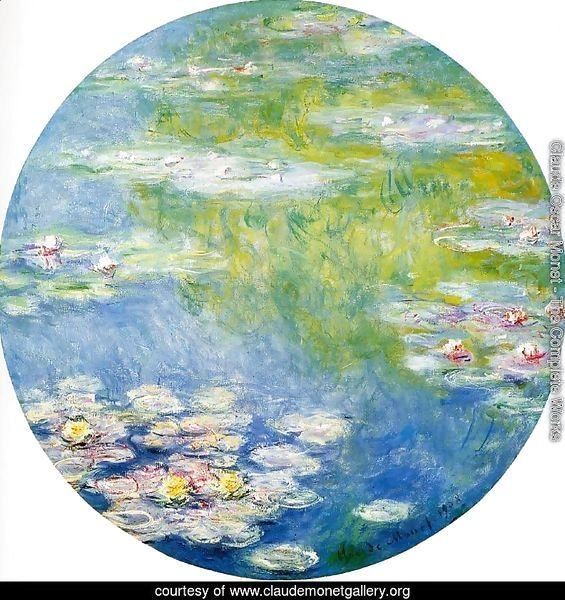 Water-Lilies8 1908
