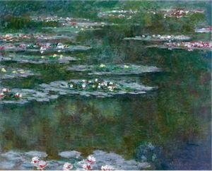 Claude Oscar Monet - Nympheas 7