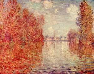 Autumn in Argenteuil