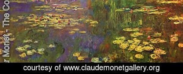 Claude Oscar Monet - Nympheas (Water Lilies)